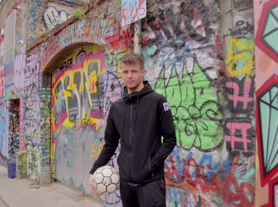 Conor Reynolds – Freestyle Football Champion