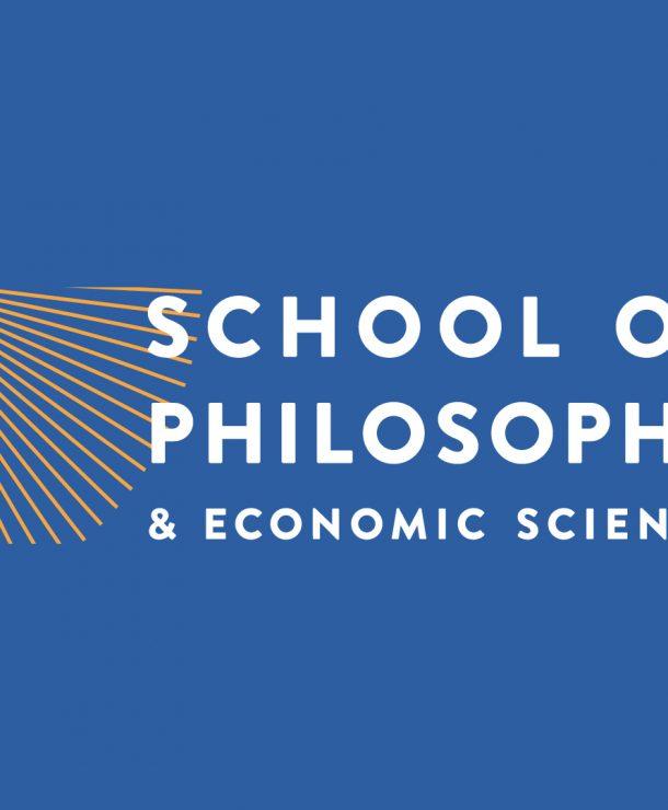 School of Philosophy & Economic Science