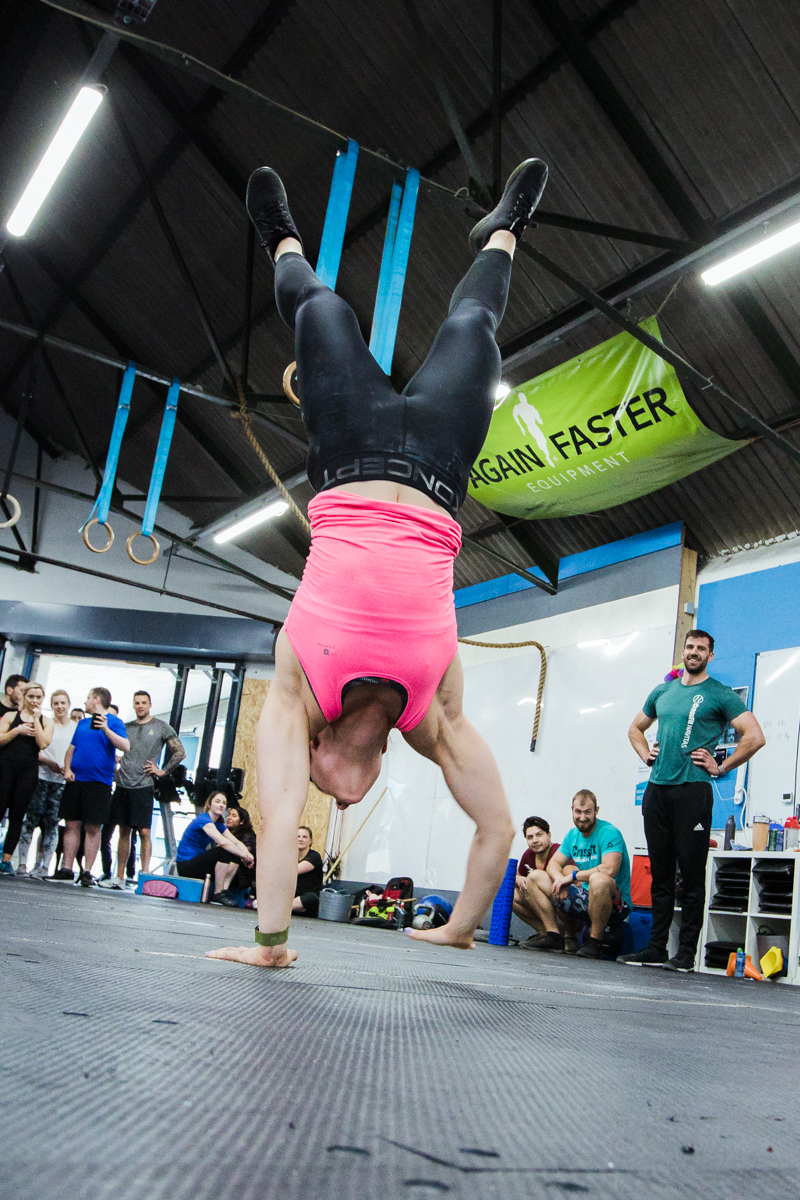 Crossfit Photography Dublin